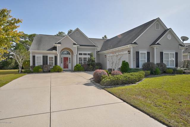 7366 Balmore Drive SW, Sunset Beach, NC 28468 (MLS #100244704) :: The Keith Beatty Team