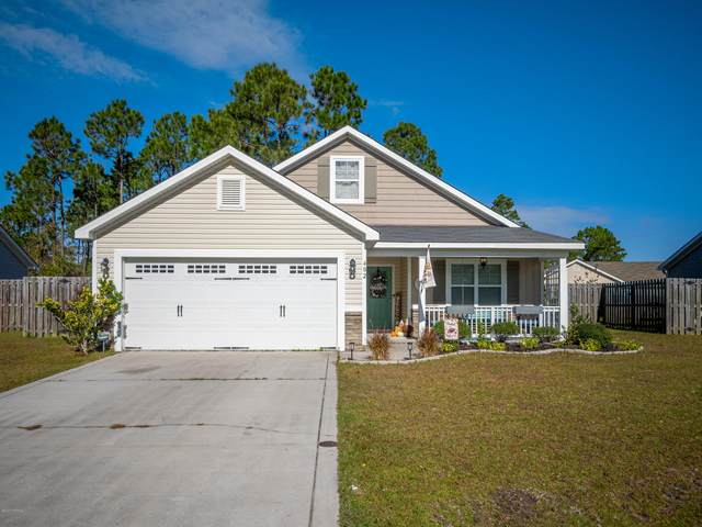 402 Blue Pennant Court, Sneads Ferry, NC 28460 (MLS #100244710) :: The Rising Tide Team