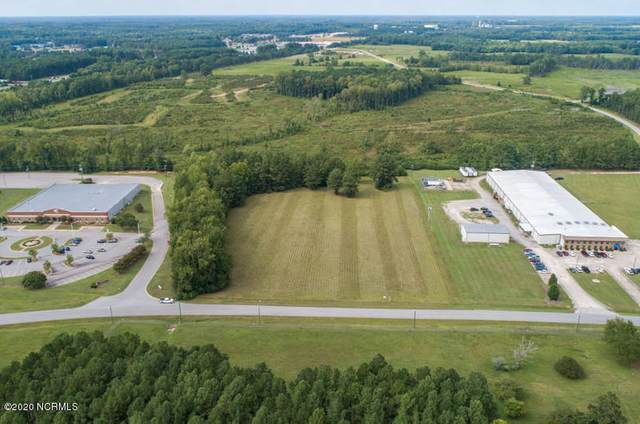 120 Fountain Park Drive, Battleboro, NC 27809 (MLS #100244713) :: CENTURY 21 Sweyer & Associates