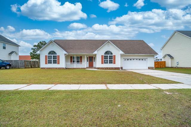 209 Macdonald Boulevard, Havelock, NC 28532 (MLS #100244719) :: Castro Real Estate Team