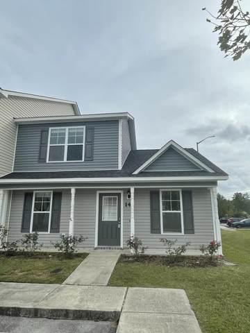 147 Waterstone Lane, Jacksonville, NC 28546 (MLS #100244721) :: CENTURY 21 Sweyer & Associates