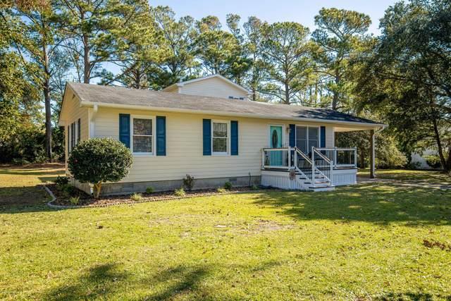 109 Bogue Drive, Newport, NC 28570 (MLS #100244722) :: Carolina Elite Properties LHR