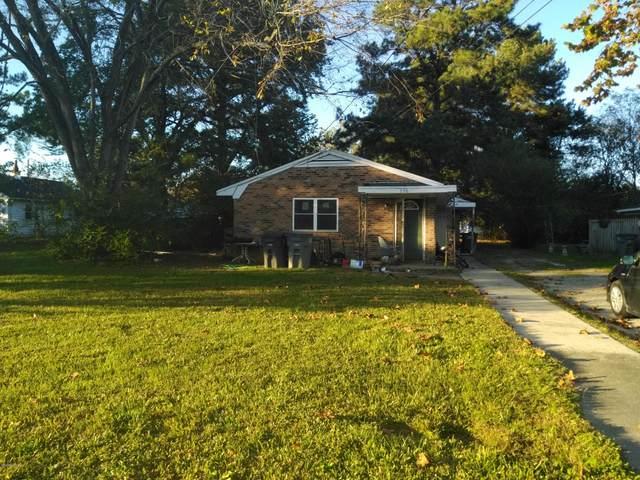 536 Smith Street #2, Rocky Mount, NC 27803 (MLS #100244745) :: CENTURY 21 Sweyer & Associates