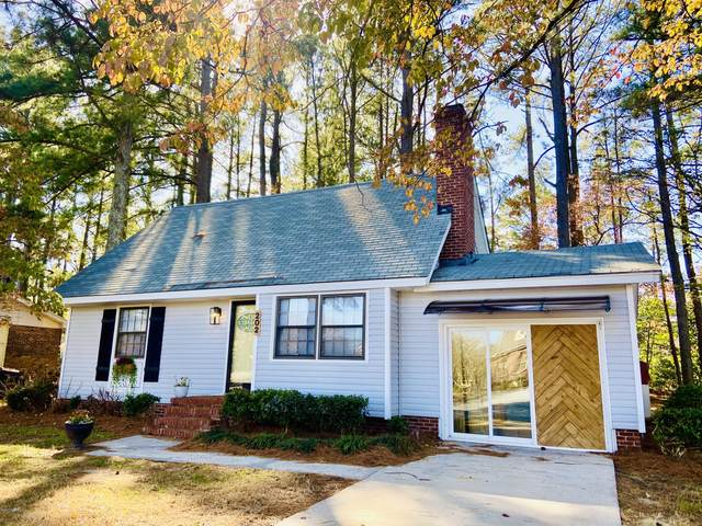 202 Commerce Street, Greenville, NC 27858 (MLS #100244776) :: Berkshire Hathaway HomeServices Prime Properties