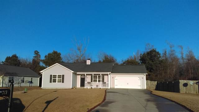 317 Top Knot Road, Hubert, NC 28539 (MLS #100244788) :: The Rising Tide Team