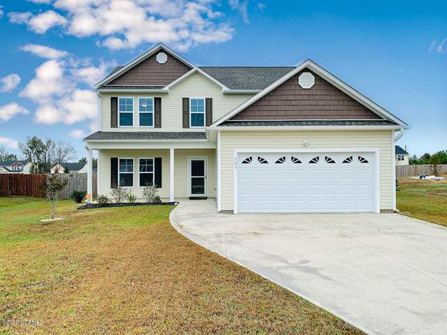 203 Groveshire Place, Richlands, NC 28574 (MLS #100244817) :: Thirty 4 North Properties Group