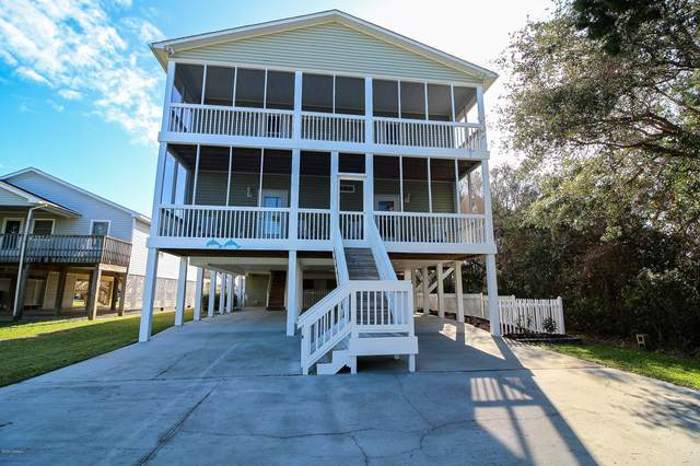 3504 E Dolphin Drive, Oak Island, NC 28465 (MLS #100244841) :: Vance Young and Associates