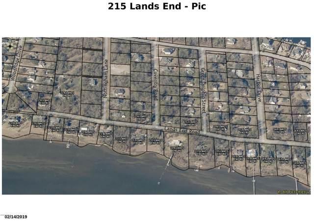 215 Lands End Road, Morehead City, NC 28557 (MLS #100244909) :: Barefoot-Chandler & Associates LLC