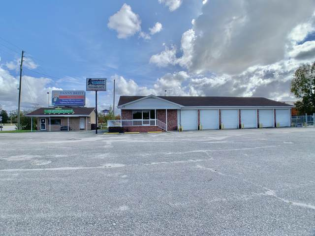 106 E Love Mill Road, Whiteville, NC 28472 (MLS #100244921) :: Great Moves Realty