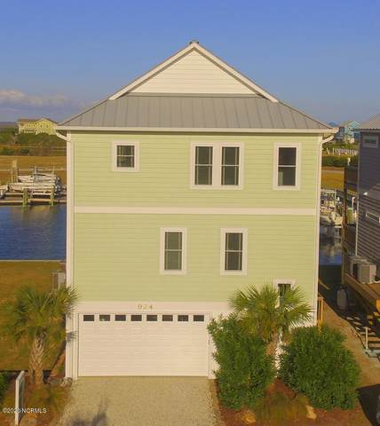 924 Observation Lane, Topsail Beach, NC 28445 (MLS #100244967) :: The Oceanaire Realty