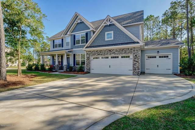 132 Marina Wynd Way, Sneads Ferry, NC 28460 (MLS #100245024) :: Frost Real Estate Team