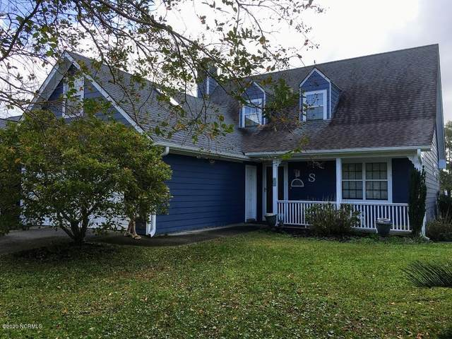 813 Ketch Court, Kure Beach, NC 28449 (MLS #100245055) :: Vance Young and Associates
