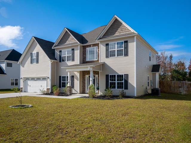 510 Turpentine Trail, Jacksonville, NC 28546 (MLS #100245076) :: Vance Young and Associates