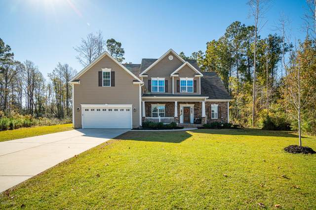 302 Toto Court, New Bern, NC 28560 (MLS #100245095) :: RE/MAX Elite Realty Group