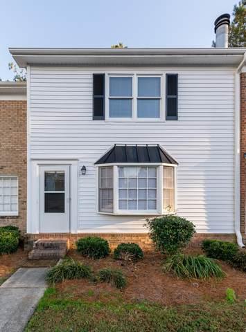100 David Drive E6, Greenville, NC 27858 (MLS #100245110) :: Frost Real Estate Team