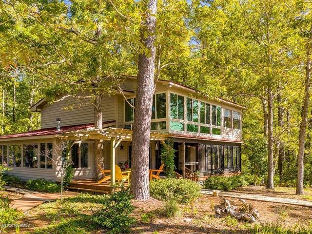 206 Whittaker Point Road, Oriental, NC 28571 (MLS #100245209) :: Vance Young and Associates