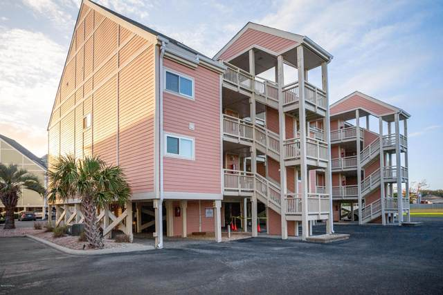 1000 Caswell Beach Road #1102, Oak Island, NC 28465 (MLS #100245252) :: Stancill Realty Group