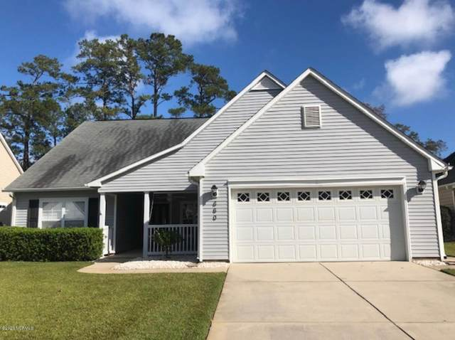 660 Meadowbrook Lane, Calabash, NC 28467 (MLS #100245284) :: Stancill Realty Group