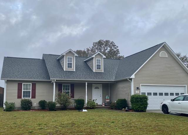 107 Linden Road, Richlands, NC 28574 (MLS #100245288) :: Liz Freeman Team