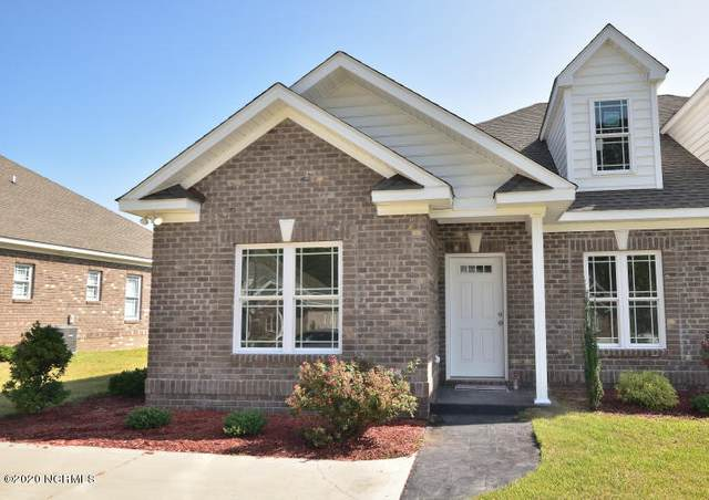 229 Braylock Drive, Rocky Mount, NC 27804 (MLS #100245290) :: Frost Real Estate Team