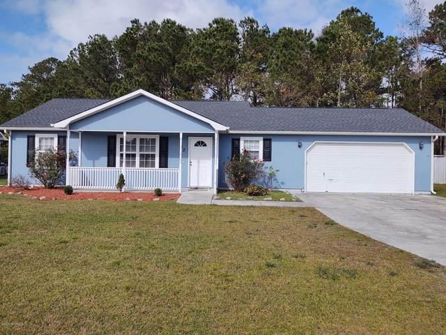 112 Byrum Run, Hubert, NC 28539 (MLS #100245322) :: Lynda Haraway Group Real Estate