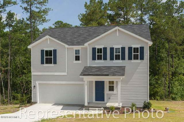 1521 New Sun Drive SE, Bolivia, NC 28422 (MLS #100245331) :: Frost Real Estate Team