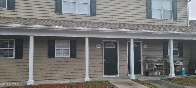 601 C16 Pelletier Loop Road #45, Swansboro, NC 28584 (MLS #100245337) :: CENTURY 21 Sweyer & Associates