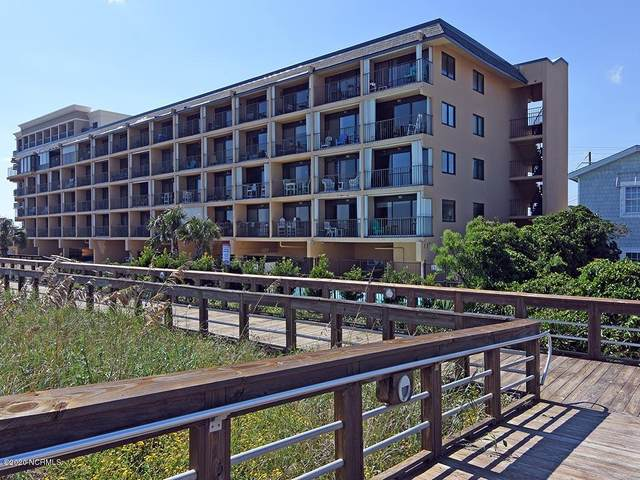 222 Carolina Beach Avenue N #201, Carolina Beach, NC 28428 (MLS #100245342) :: Vance Young and Associates