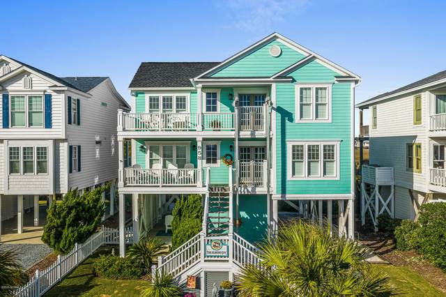 958 Ocean Boulevard W, Holden Beach, NC 28462 (MLS #100245378) :: The Rising Tide Team