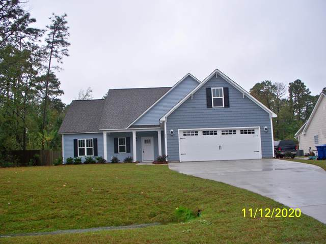 212 N Belvedere Drive, Hampstead, NC 28443 (MLS #100245384) :: Thirty 4 North Properties Group