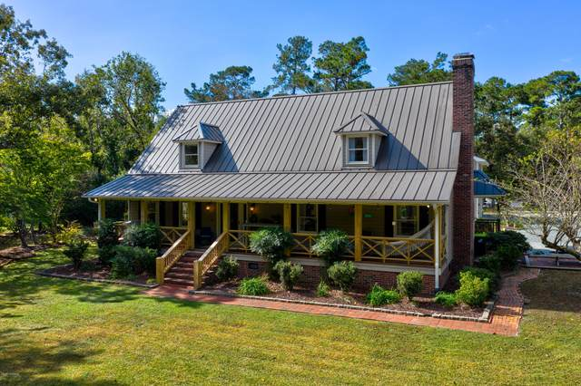 130 Deerfield Drive, Hampstead, NC 28443 (MLS #100245395) :: CENTURY 21 Sweyer & Associates