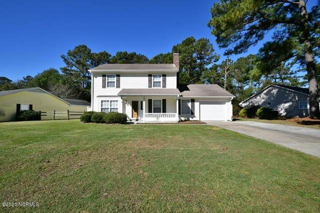 1007 Foscue Drive, Jacksonville, NC 28540 (MLS #100245416) :: Vance Young and Associates