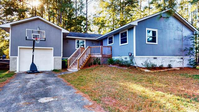 107 Bowline Road, New Bern, NC 28562 (MLS #100245446) :: Stancill Realty Group