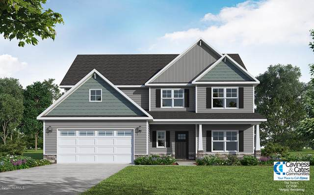 2752 Chalet Circle, Winterville, NC 28590 (MLS #100245456) :: Stancill Realty Group