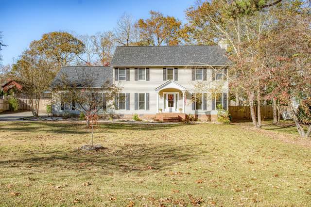 2419 Oakview Drive, New Bern, NC 28562 (MLS #100245458) :: David Cummings Real Estate Team