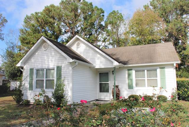 3802 Doe Clearing Court, Wilmington, NC 28409 (MLS #100245463) :: Lynda Haraway Group Real Estate