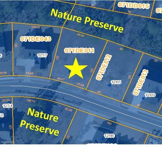 1261 Cross Water Circle, Leland, NC 28451 (MLS #100245464) :: Vance Young and Associates