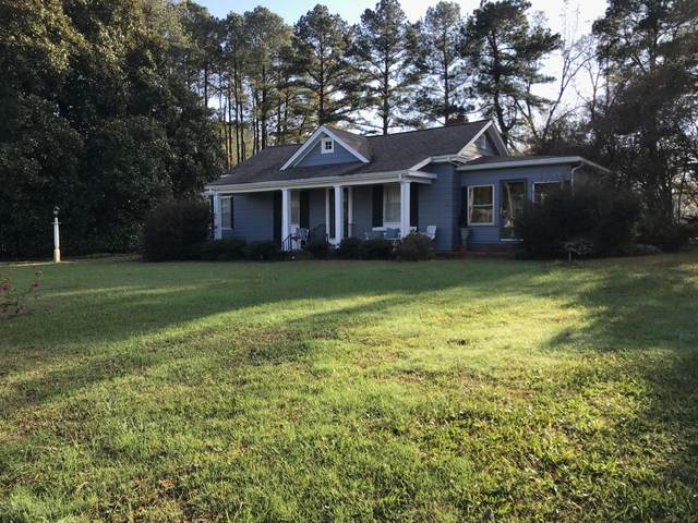 5231 Hornes Church Road, Wilson, NC 27896 (MLS #100245492) :: Barefoot-Chandler & Associates LLC