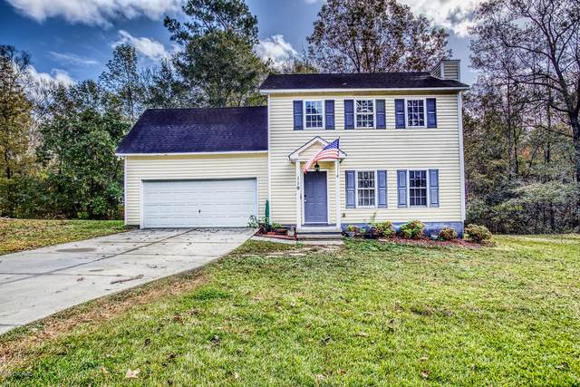 119 Live Oak Drive, Jacksonville, NC 28540 (MLS #100245496) :: Lynda Haraway Group Real Estate