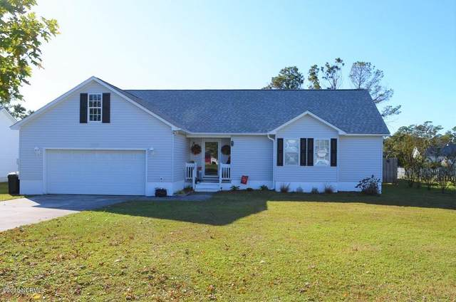 209 Junius Drive, Newport, NC 28570 (MLS #100245498) :: Barefoot-Chandler & Associates LLC
