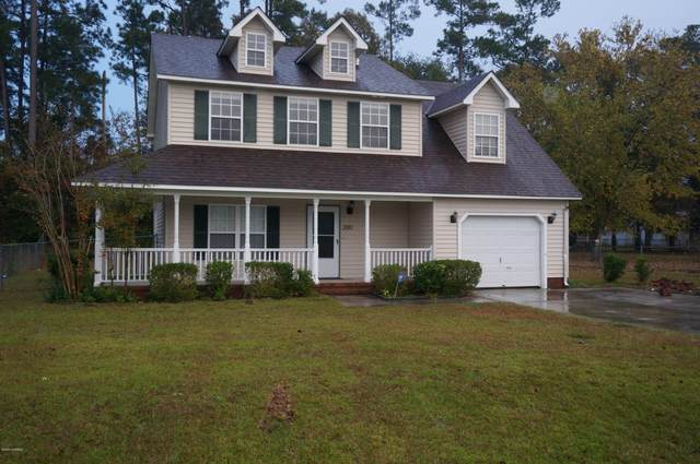 200 Remington Drive, Midway Park, NC 28544 (MLS #100245524) :: Berkshire Hathaway HomeServices Hometown, REALTORS®