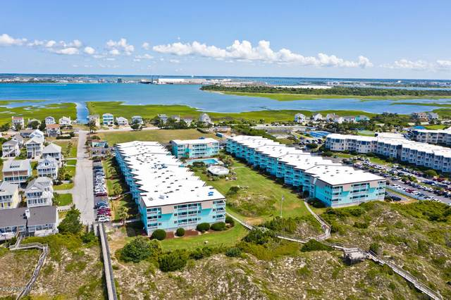 301 Commerce Way #201, Atlantic Beach, NC 28512 (MLS #100245563) :: CENTURY 21 Sweyer & Associates
