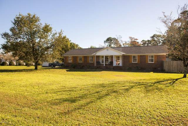 4522 Spring View Drive, Wilmington, NC 28405 (MLS #100245566) :: The Legacy Team