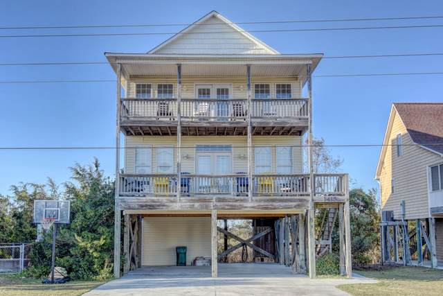1415 N New River Drive, Surf City, NC 28445 (MLS #100245616) :: CENTURY 21 Sweyer & Associates