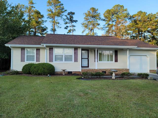 110 Poplar Road, Havelock, NC 28532 (MLS #100245627) :: Vance Young and Associates