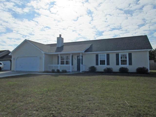 104 Foxden Drive, Hubert, NC 28539 (MLS #100245639) :: CENTURY 21 Sweyer & Associates