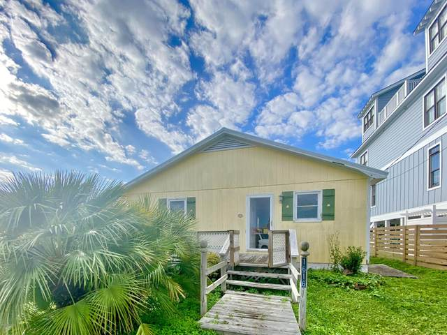 1616 Bonito Lane, Carolina Beach, NC 28428 (MLS #100245647) :: Barefoot-Chandler & Associates LLC