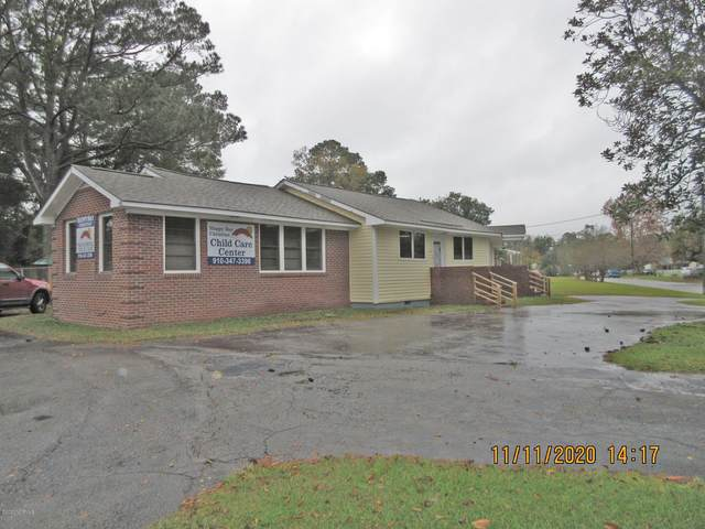 531 Henderson Drive, Jacksonville, NC 28540 (MLS #100245653) :: Vance Young and Associates
