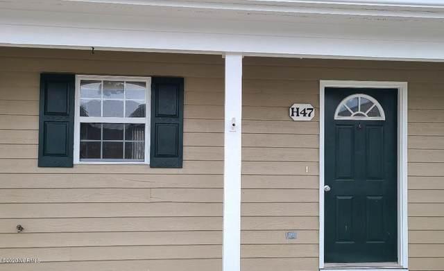 601 H47 Pelletier Loop Road #76, Swansboro, NC 28584 (MLS #100245656) :: CENTURY 21 Sweyer & Associates