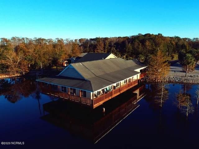 653 Goose Creek Road, Lumberton, NC 28358 (MLS #100245657) :: David Cummings Real Estate Team